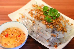 5 Places to Try Banh Cuon - Rolled Rice Flour Pancake in Hanoi