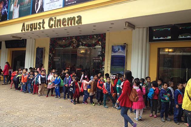 August Cinema Hanoi