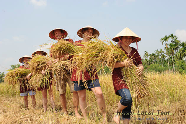 Authentic Hanoi Vietnam Local Tour