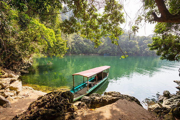 Ba Be Lake Bac Kan Vietnam Tour Package