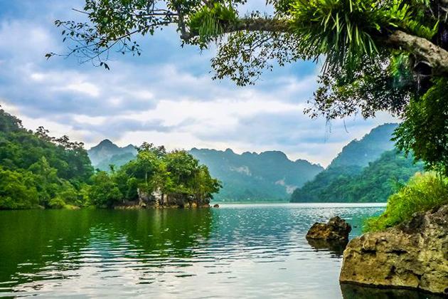 Ba Be Lake Cao Bang