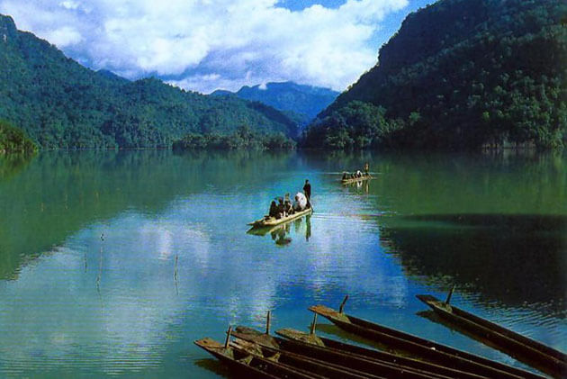 Ba Be Lake in 4 day tour from Hanoi