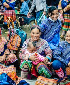 Bac Ha Local Market Sapa