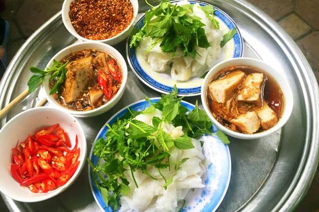 Banh Cuon Ba Hoanh Hanoi