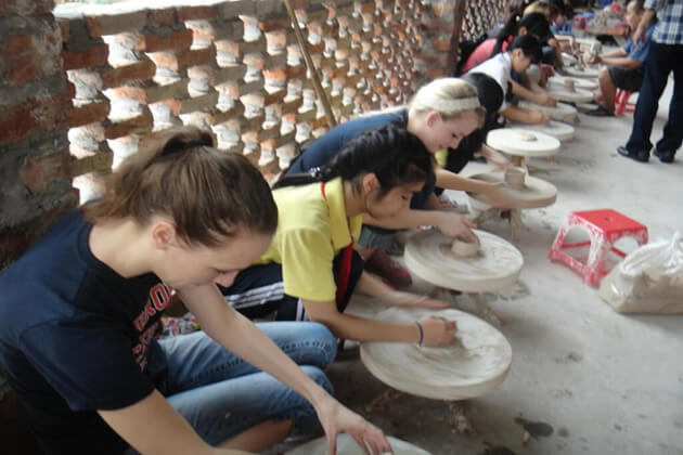 Bat Trang Ceramic Village Vietnam Tour