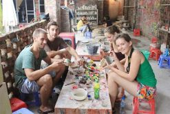 Bat Trang Pottery Village Hanoi