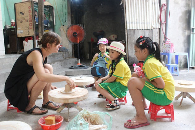 Bat Trang Pottery Village Hanoi Village Tour