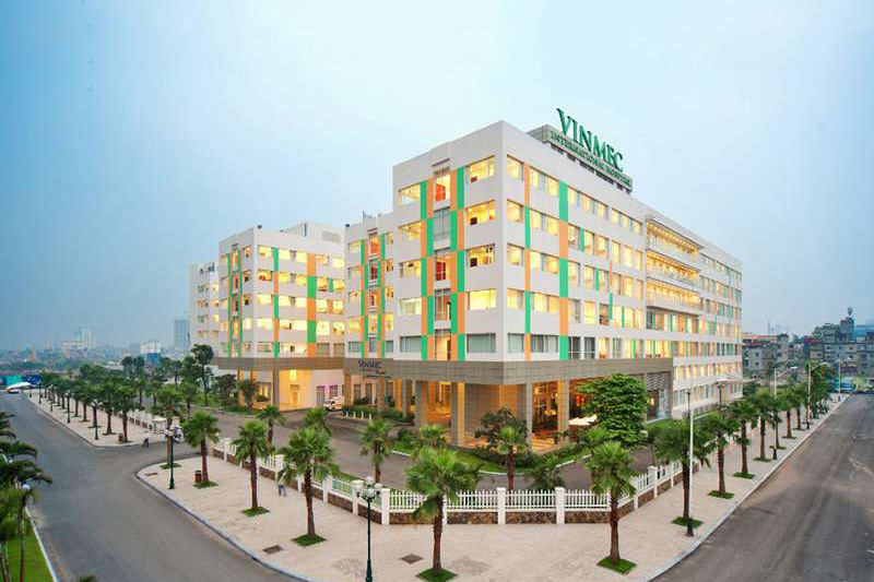 Best International Hospital in Hanoi