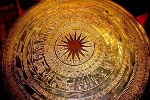 Bronze Drum National Museum of Vietnamese History