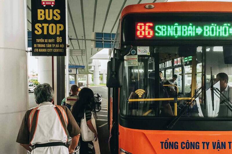 Bus 86 Hanoi Stop Lists Hanoi Tour