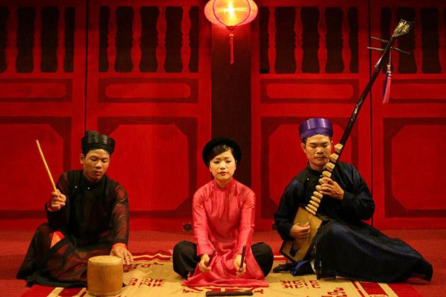 Ca Tru Traditional Vietnamese Art