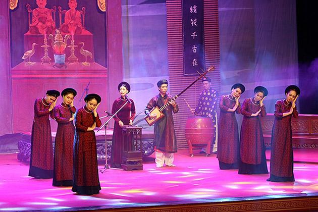 Ca Tru Vietnamese Folk Music