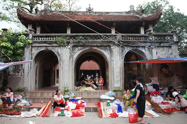 Chuong Pagoda