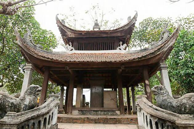 Co Loa Citadel Hanoi Vietnam