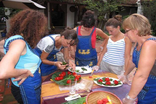 Cooking Class in Ky Son Village