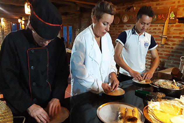 Join Cooking Class in Pu Bin