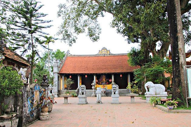 Cu Da Pagoda