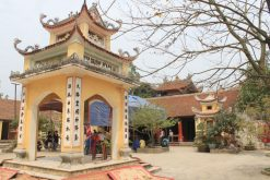 Dai Lo Temple hanoi holiday packages