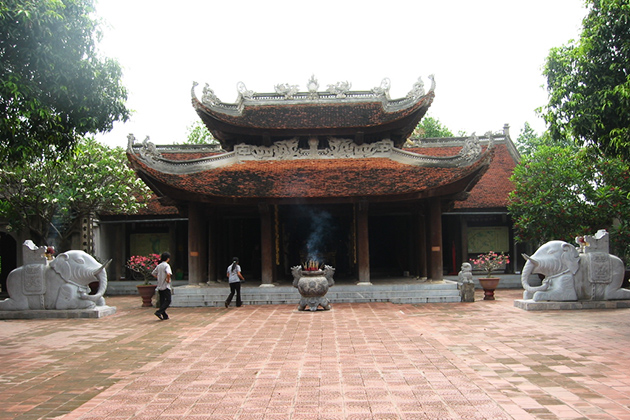 Do Temple, Dinh Bang, Bac Ninh