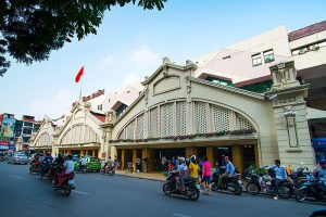 Dong Xuan Market Information & Travel Guide
