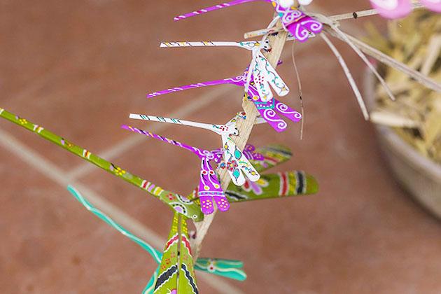 Dragonfly Making Handicraft Village