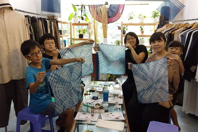 Exciting Textile Tour in Hanoi