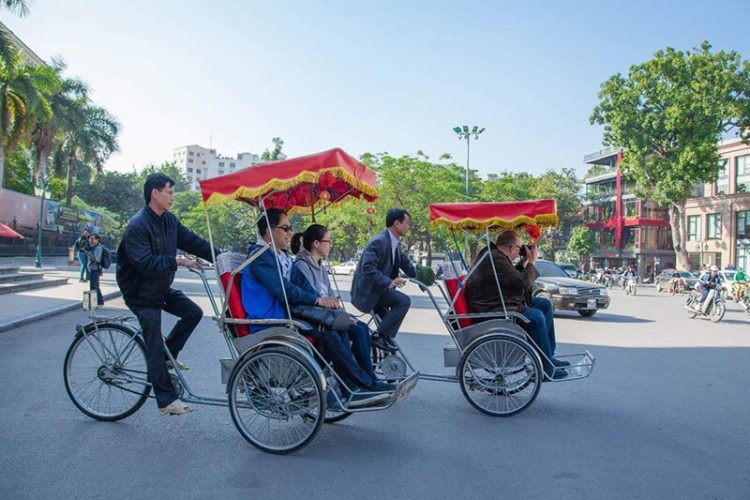 Experience Cyclo Tour in Hanoi