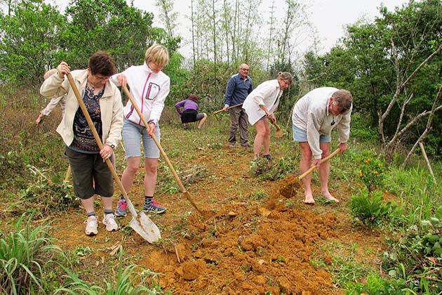 Experience Farming Tour in Pu Bin