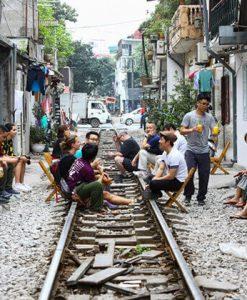 Experience Hanoi Train Tracks