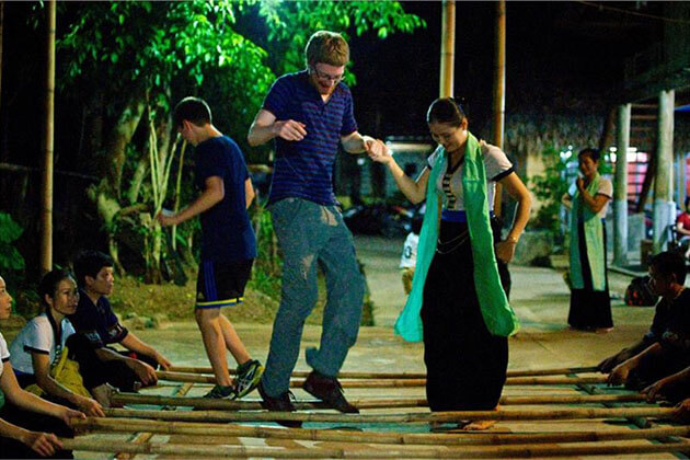 Experience Thai Dance in Pom Coong Village