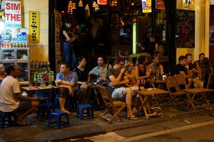 Explore Ta Hien Beer Street in Hanoi