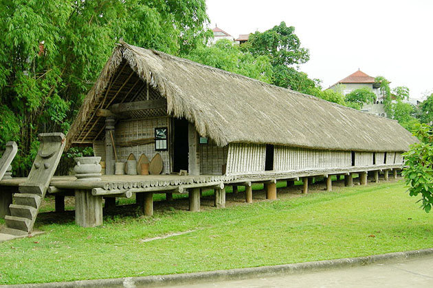Explore Vietnam Museum of Ethnology