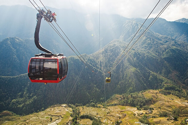 Fansipan Cable Car Guide