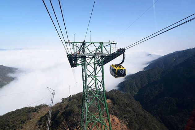 Fansipan Cable Car Price