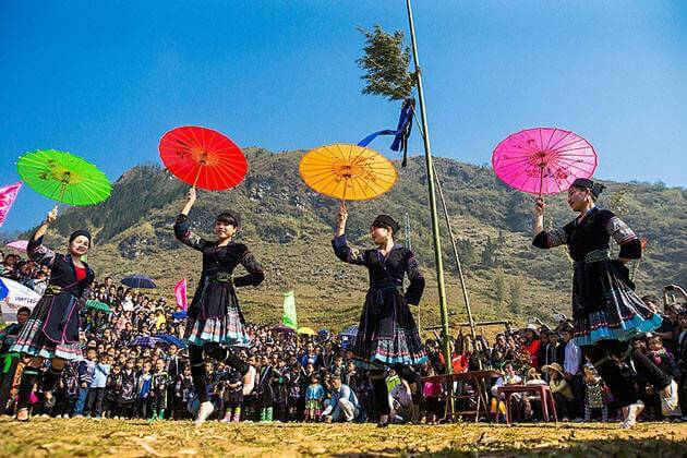 Festival in Ta Phin Village
