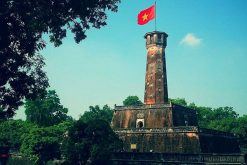 Flag Tower in Hanoi