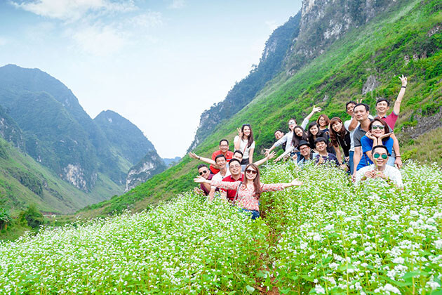 Exciting Ha Giang Tour from Hanoi