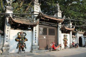 Ha Pagoda - Hanoi