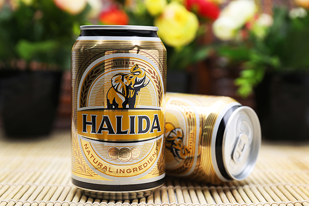 Halida Beer in Hanoi