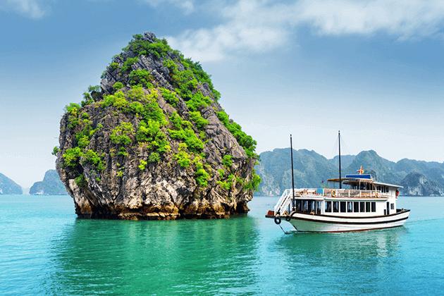 Halong Bay Cat Ba Island