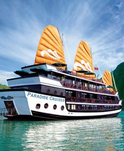 Halong Bay Cruise Ship by Paradise Cruise