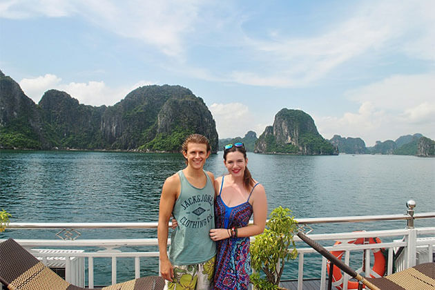 Halong Bay Tour from Hanoi
