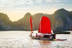 Halong Bay Tour in North Vietnam