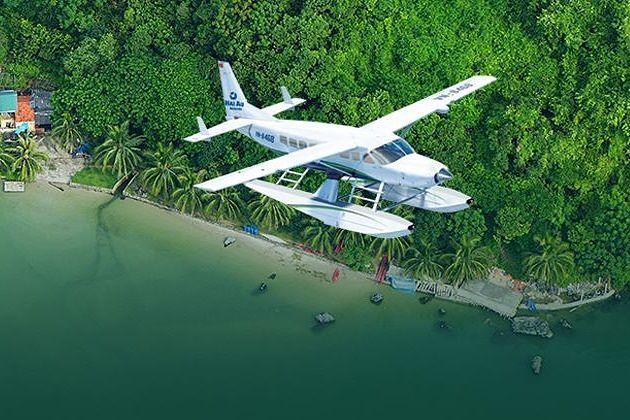 Halong Bay Tour by Hai Au Seaplane