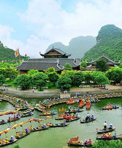 Hanoi - Bai Dinh - Trang An Tour