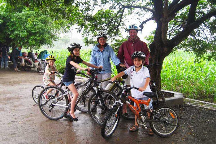 Hanoi Bike Tour to Dong Ngac Village