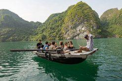 Hanoi - Ca Ba Island- Lan Ha Bay Tour