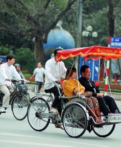 Cyclo Tour Sapa tour from Hanoi