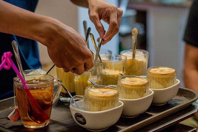 Hanoi Egg Coffee recipe