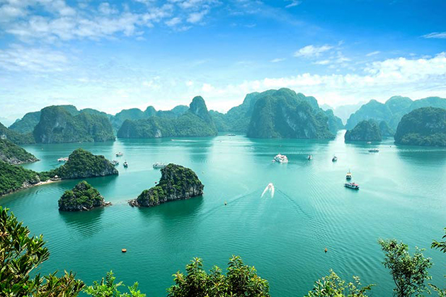 Hanoi Halong Bay Tour 4 Days